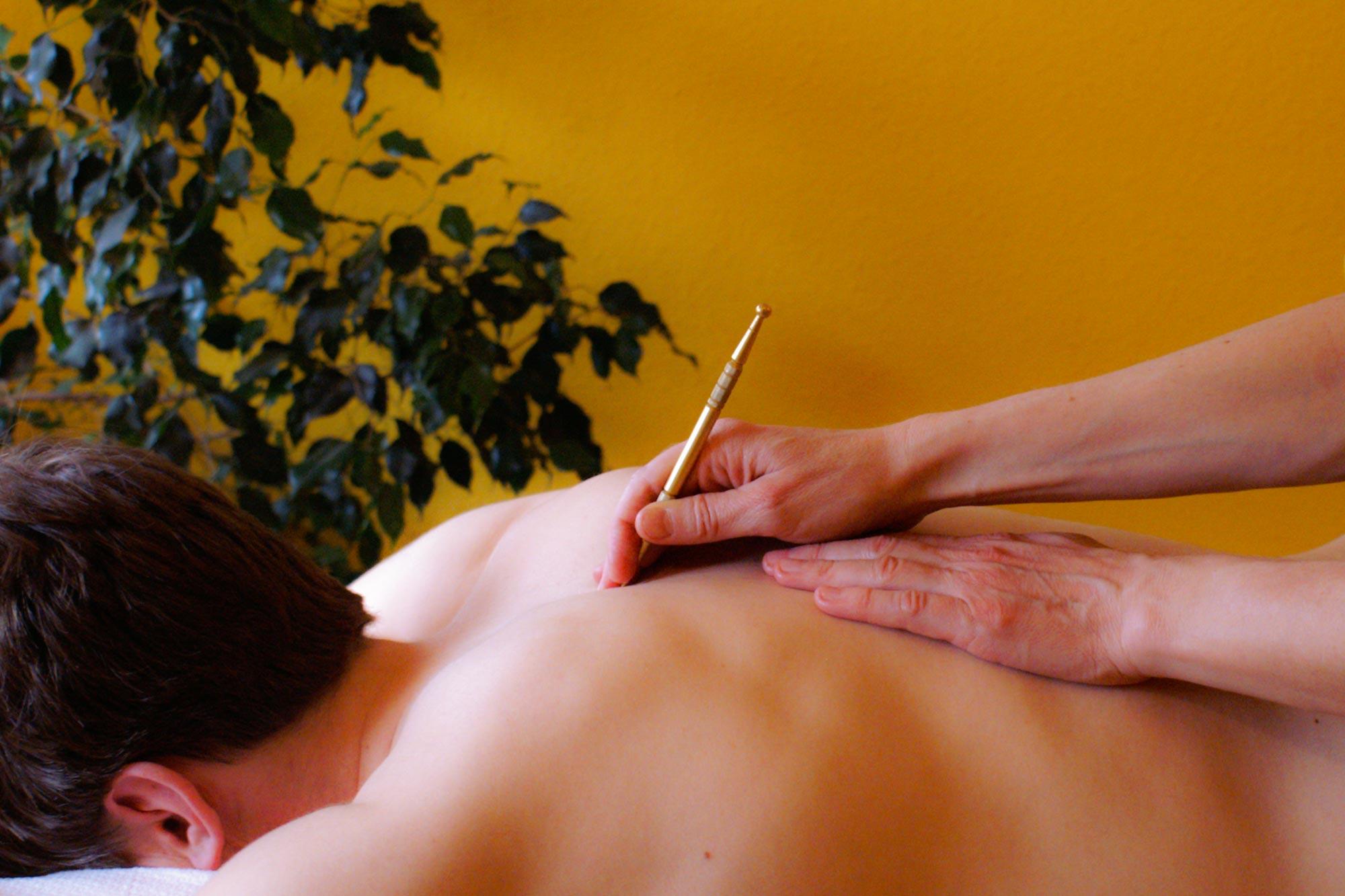Akupunktmeridianmassage